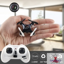 WIFI FPV Mini Drone with Camera 2.4G 4CH 6-axis - Phone Controlled + FREE VR GLASS