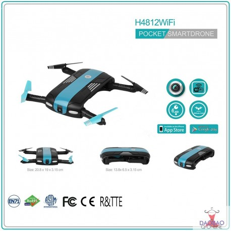 POCKET SIZED FOLDABLE SELFIE DRONE [JJRC 4803]