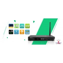 Zoomtak Octa Core TV Box T8Plus-2 (NO DETACHABLE ANTENNA)