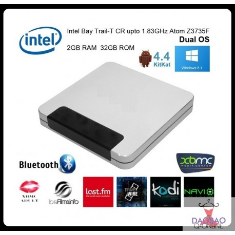 K8II DUAL BOOT ANDROID + WIN8 MEDIAPLAYER